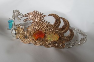 Phoenix of Dragon Tiara
