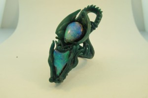 dragon opal ring 3
