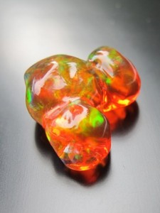 Trinity Treasure Mexican Fire Opal 8.5ct
