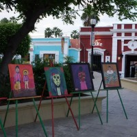 Art on Display, San Jose del Cabo Zocolo