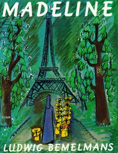 Madeline Cover, by Ludwig Bemelman, 1939