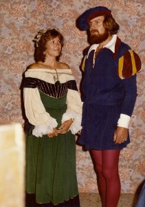 Scott and Marty Macklin, Renaissance Costumes, early 1980's