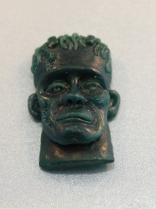 wax jewelry design frankenstein