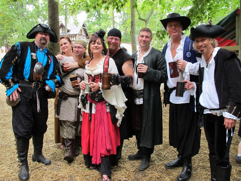 Good Times at the Maryland Renaissance Festival