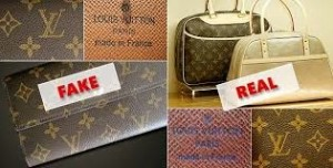Counterfeit Louis Vuitton