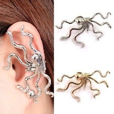 Counterfeit Octopus Ear Cuff - eBay