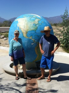 Art and Marty, Tropic of Cancer, Baja