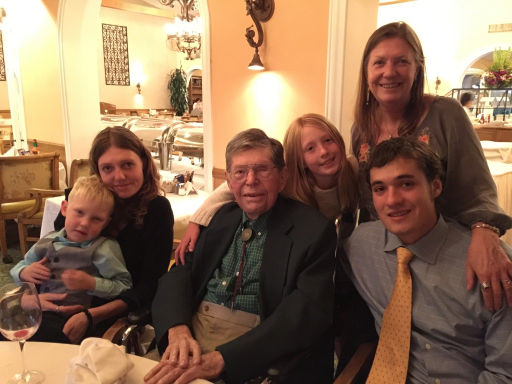 Four Generations, May 1,2015