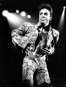 Prince at the Warfield, 1986