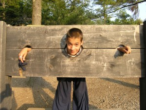 Then: John in the Stocks