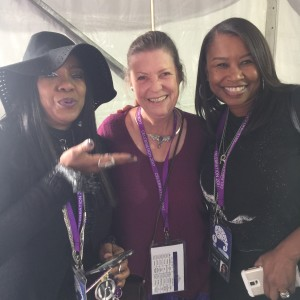 Prince Fans with Marty