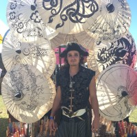 Pirate John and Parasols