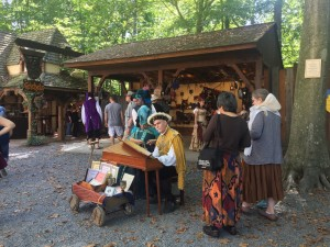 Minstrals at the Maryland Renaissance Fair
