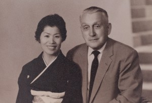Art's parents, Wako and Arthur Bobroskie